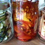 Fruits et légumes déshydraté conservés