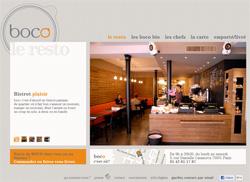 Restaurant boco