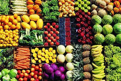 Fruits et légumes, le retour !