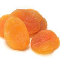 les abricots secs