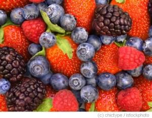 les antioxydants : retrouvez les dans une alimentation crue