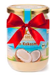 Mousse de noix de coco