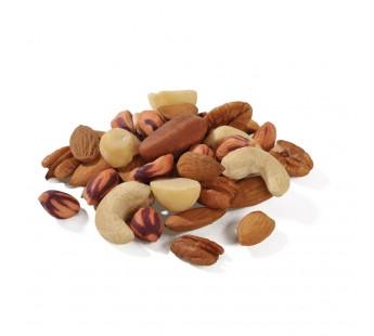 Mélange de noix crues et bio