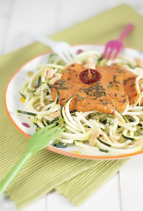 spaghetti cru