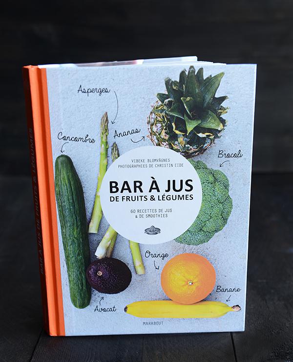 nouveau livre bar jus de fruits et l gumes mixer. Black Bedroom Furniture Sets. Home Design Ideas