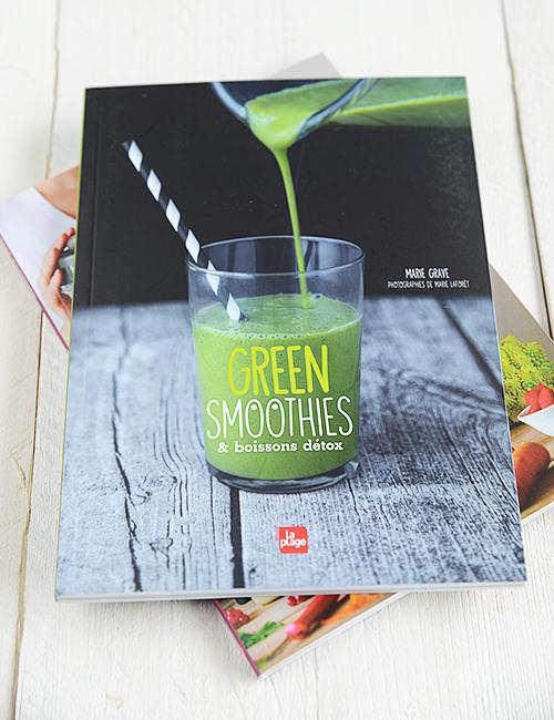 Green Smoothies et Boissons Détox - La Plage